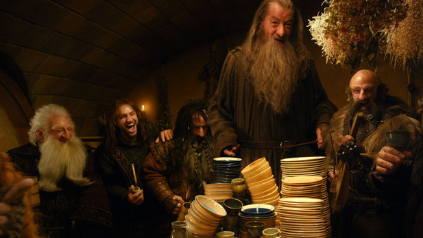 How To Get Ready for The Hobbit Premiere