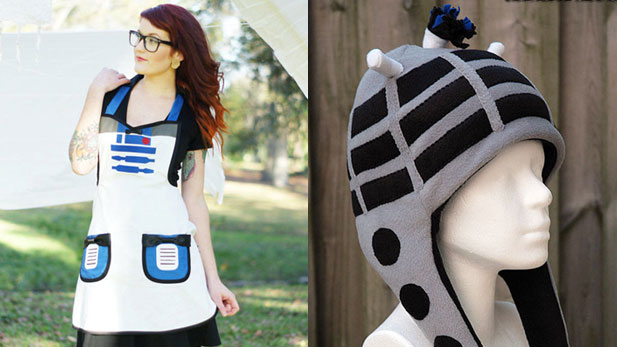Geeky Girl Glam's FAVE Etsy Picks!
