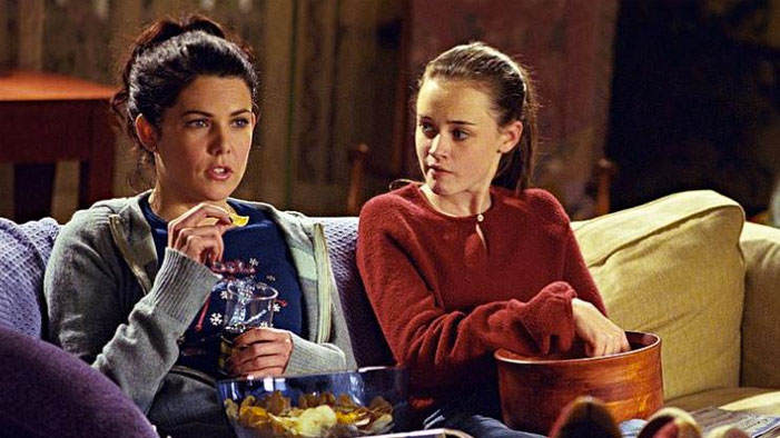<em> Gilmore Girls </em> Taught Us Everything We Know About Relationships