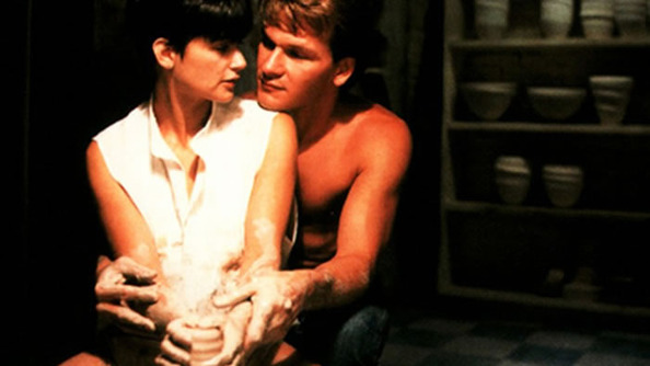 SparkNoting <i>Ghost</i>, the Smoldering-est Movie of 1990