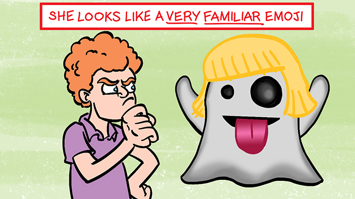 7 Signs You're Dating an Actual Ghost