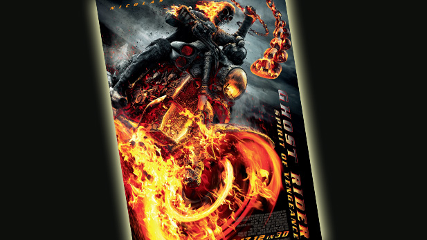 Ghost Rider 2, OR Nicolas Cage Pees Fire