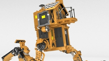 VIDEO: Mankind Can Finally Buy a Robotic Mech!