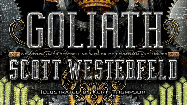"REVIEW: ""Goliath"" by Scott Westerfeld, and a Retrospective On the Series"