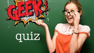 New Series Alert!: Daily GEEK QUIZ