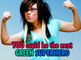 True or False: You Are a Mean, Lean, GREEN-ing Machine