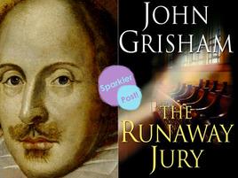 Literary Smackdown: Shakespeare Kicks John Grisham's BUTT