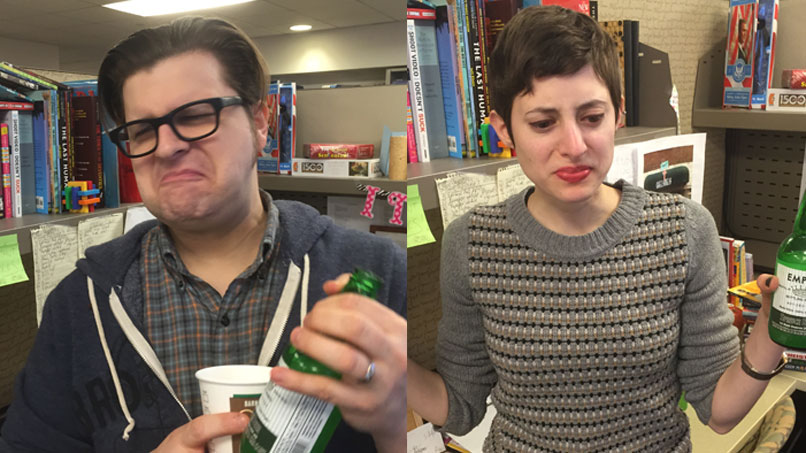 The Sparkitors Review the World's Grossest Candy: SODA EDITION