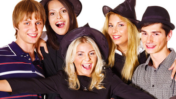 7 Halloween Costumes for Groups