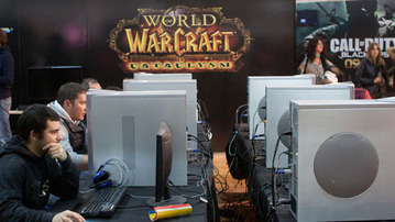 Should a Senator Get in Trouble For Playing World of Warcraft?