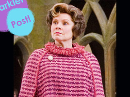 My Gym Teacher is Dolores Umbridge