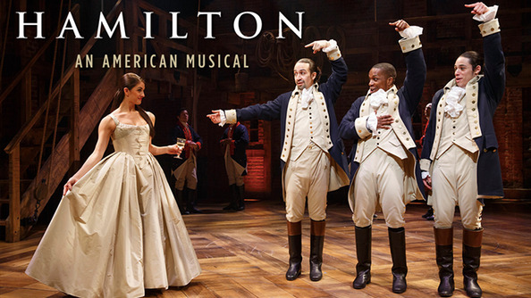<em>Hamilton</em> As Told in a Series of Texts