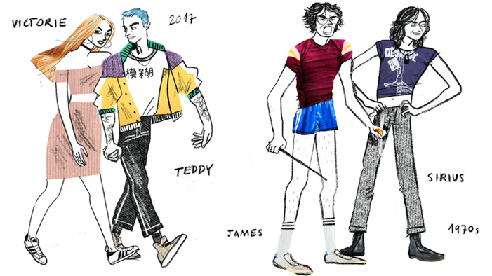8 Decades of <i>Harry Potter</i> Style