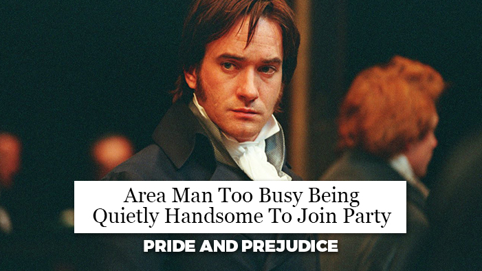 Classic Novels Summed Up in <i>The Onion</i>-Style Headlines