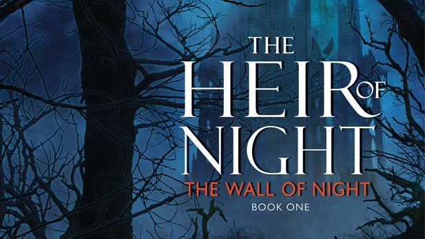 BOOK REVIEW: The Heir of Night by Helen Lowe