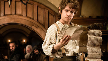 Geek Quiz: Help Us Write a Hobbit Song!
