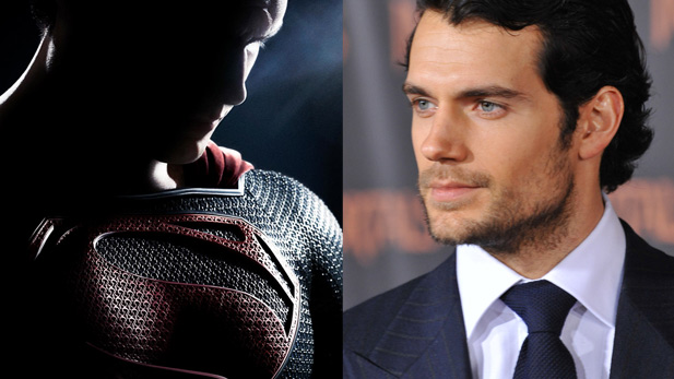 MAN OF STEEL: Superman Has Arrived and He is SUPER HAWT