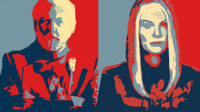 Election Merchandise from the Presidential Campaigns of PANEM