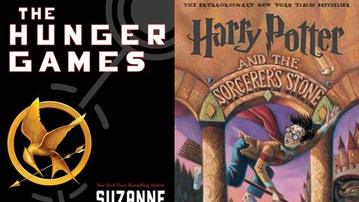 Is the Hunger Games Better Than Harry Potter???
