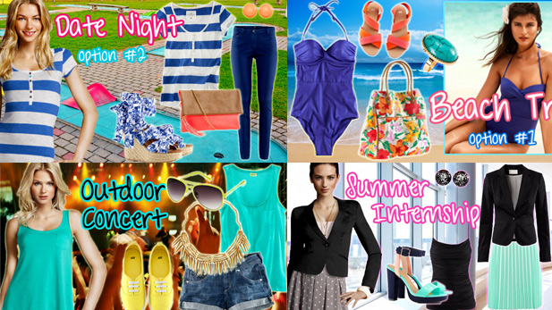 Super-Cute Summer Looks for Under 50 Bucks!