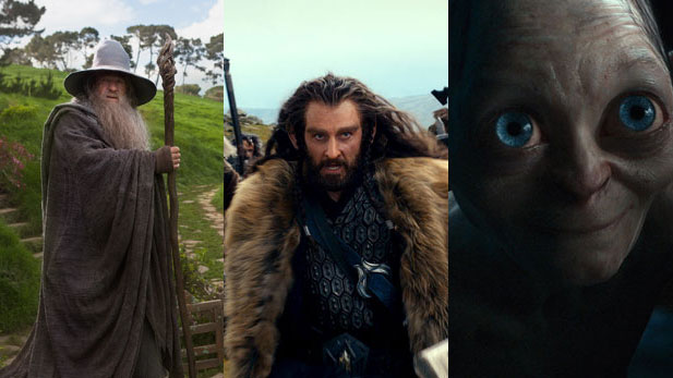 "Amazing New Pictures From ""The Hobbit"""