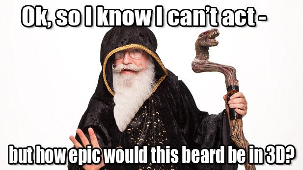 Hobbit Movie Rejects