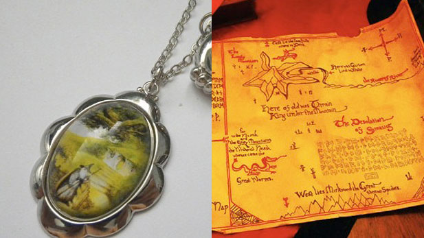 Inspired by the Shire: Check Out These Hobbit-Themed Novelties!