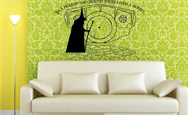 Inspired by the shire check out these hobbit themed for Hobbit themed bedroom