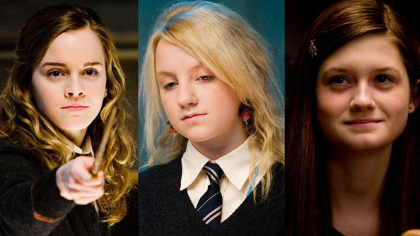 Are You a Hermione, Ginny, or Luna?