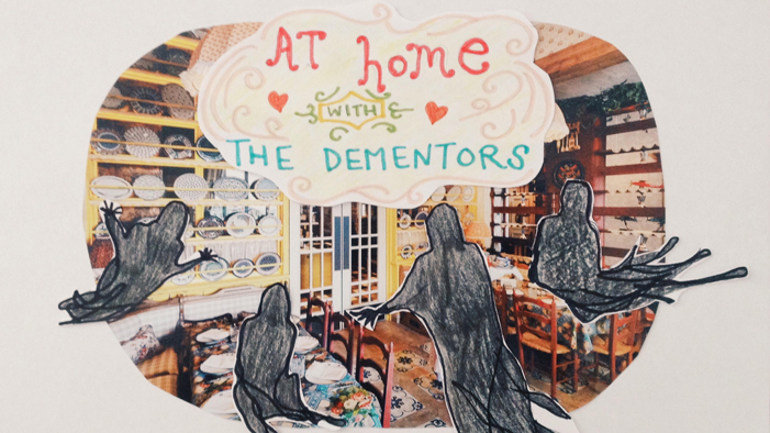 At Home With The Dementors
