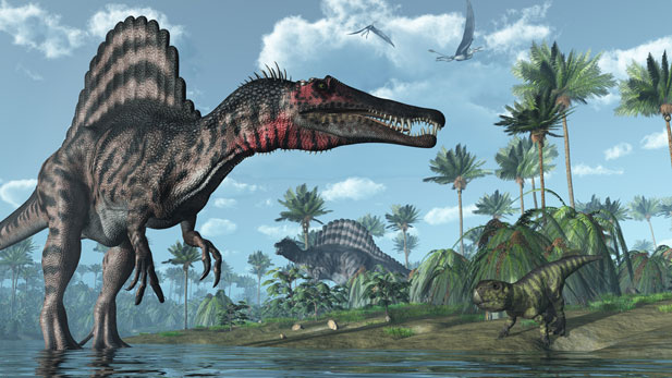 10 Ways the Dinosaurs Definitely DID NOT Go Extinct