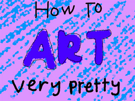 Megan Teaches You To Draw! (Brace Yourselves, Everyone.)