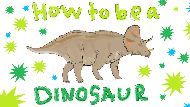 How to Convince Your Co-Workers, Friends, and Family Members That You Are, In Fact, a Dinosaur