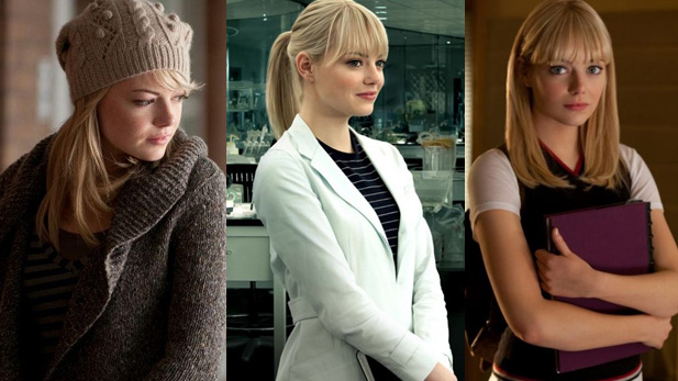 How to Dress Like Gwen Stacy from The Amazing Spider-Man