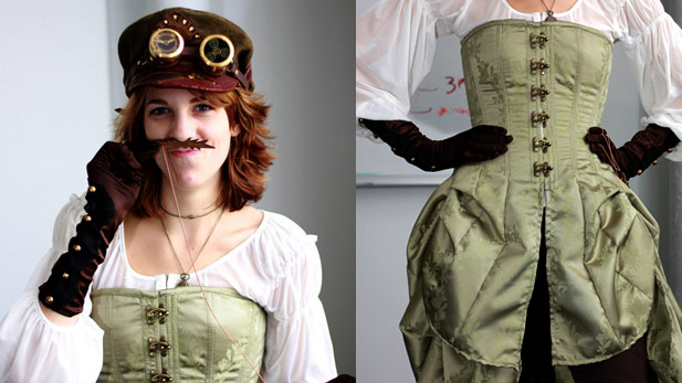 How to Put Together a Steampunk Outfit