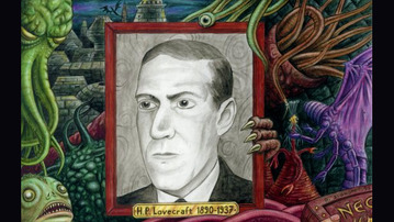 H.P. Lovecraft's Twitter Is Insane