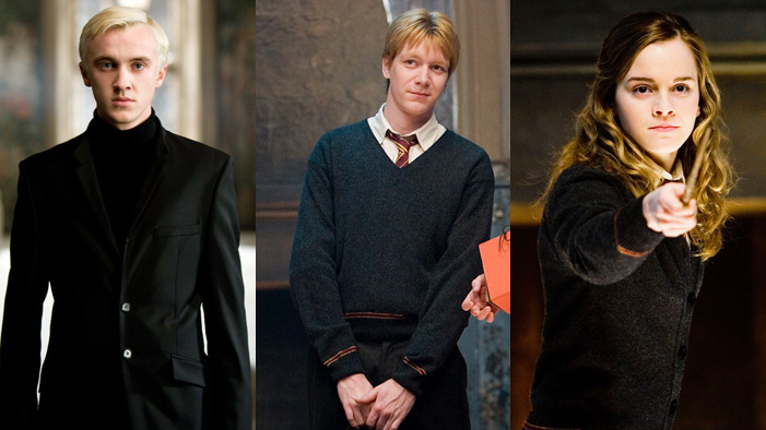 The GREATEST QUIZ EVER: Who's Your Harry Potter Soul Mate? | The