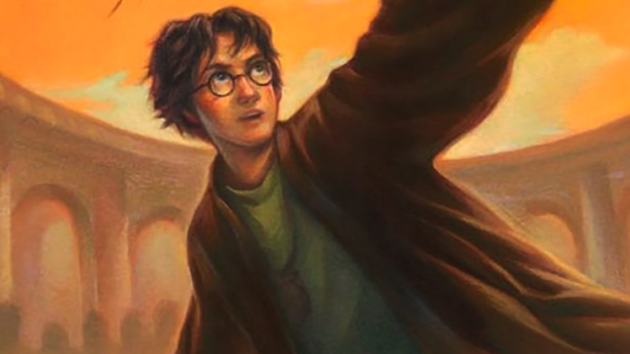 Every <em>Harry Potter</em> Book Summed Up in a Single Sentence