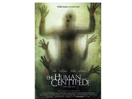 Dreadful Movie Posters: Human Centipede