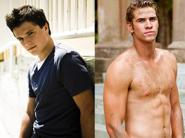 Which Hunger Games Guy Is Hottest? 