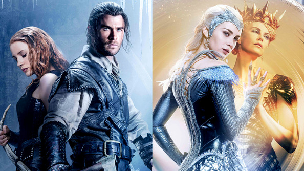 The <em>Huntsman: Winter's War</em> Trailer Just Dropped & WE SERIOUSLY CANNOT EVEN
