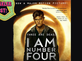 One Year, 100 Books: I Am Number Four