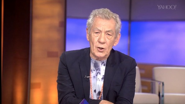 Sir Ian McKellen Reciting Taylor Swift Lyrics Is EVERYTHING