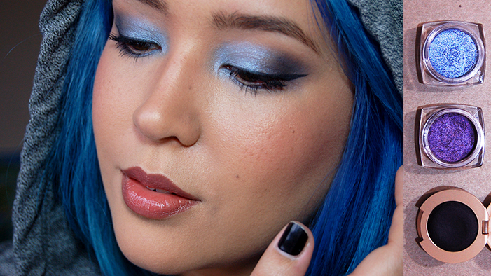 How to Get Stunning Ice Queen Eyes