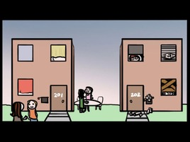 Ask Jono: Antisocial College Neighbors