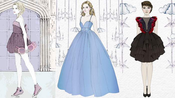 QUIZ: What Should You Wear To Prom?