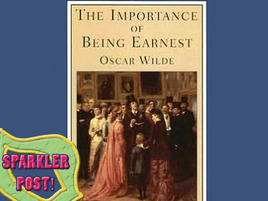 One Year, 100 Books: The Importance of Being Earnest