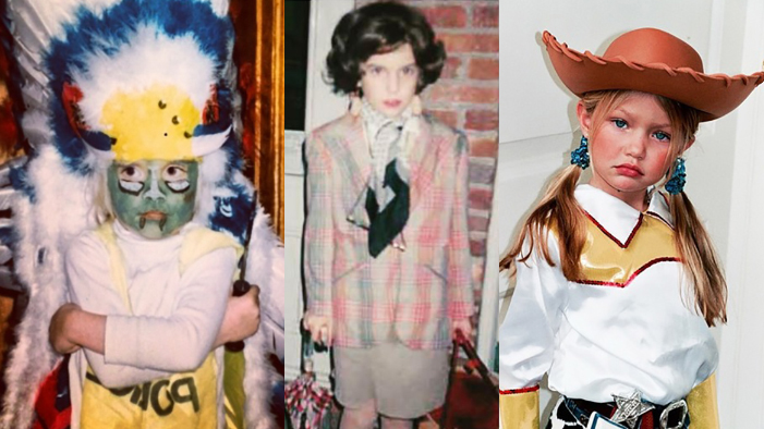 These Celebrity #TBT Instagram Pics Are the Perfect Cure for Your Post Halloween Malaise!