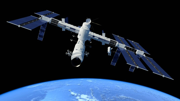 Check Out This Video Tour of the International Space Station!