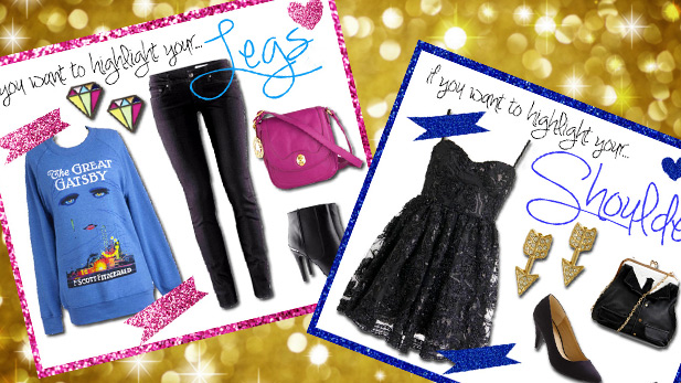 Hot Holiday Outfits That Highlight Your Favorite Feature!